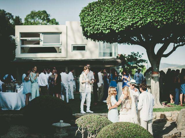 La boda de Tomy y Lucía en Bolonia, Cádiz 36