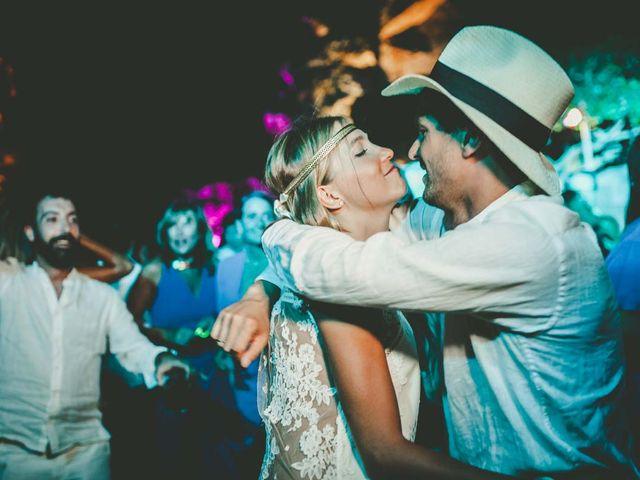 La boda de Tomy y Lucía en Bolonia, Cádiz 57