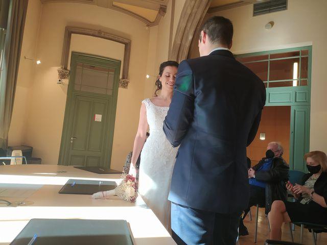 La boda de Mouna y Jordi