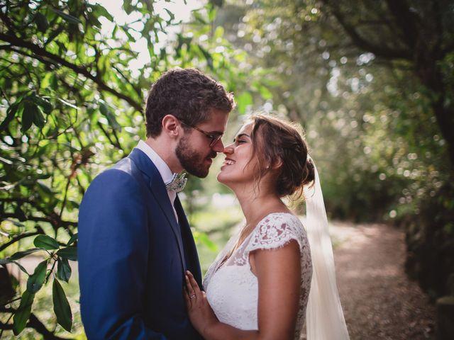 La boda de Léa y Steph