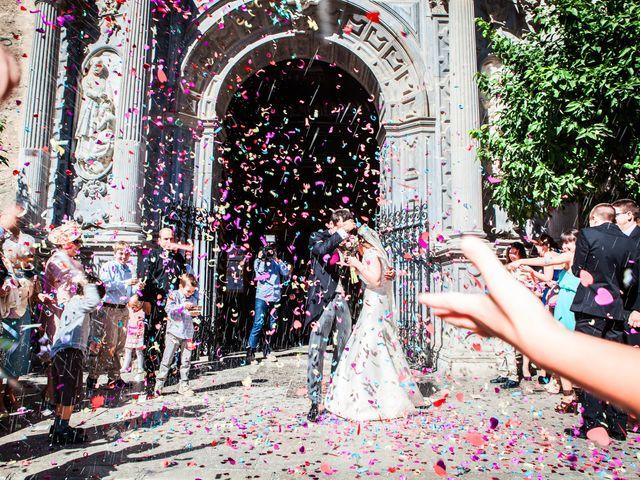 La boda de Jose María y Cristina en Granada, Granada 2