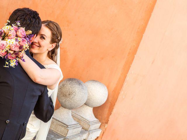 La boda de Jose María y Cristina en Granada, Granada 5