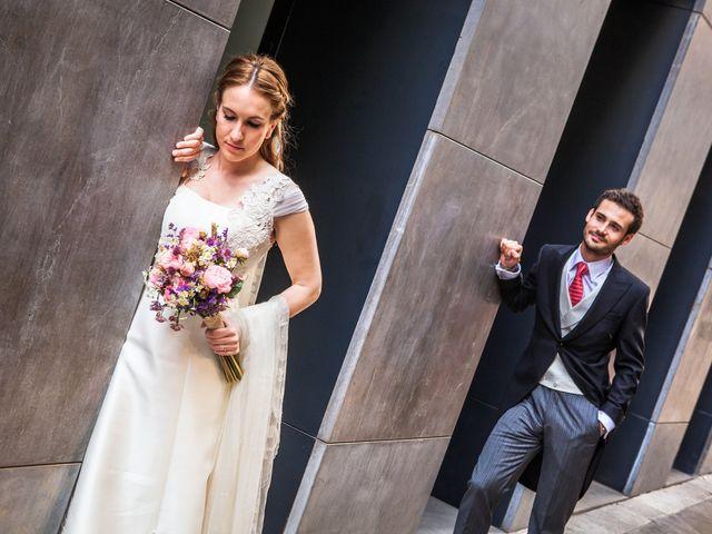 La boda de Cristina y Jose María