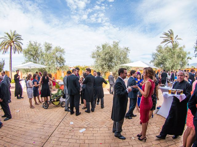 La boda de Jose María y Cristina en Granada, Granada 12