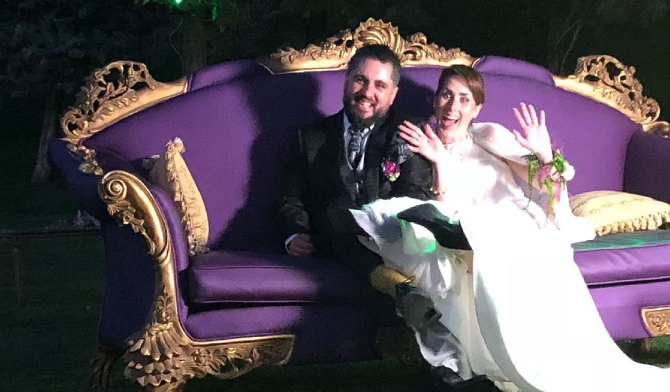 La boda de Ivan y Beatriz en Castejon, Navarra