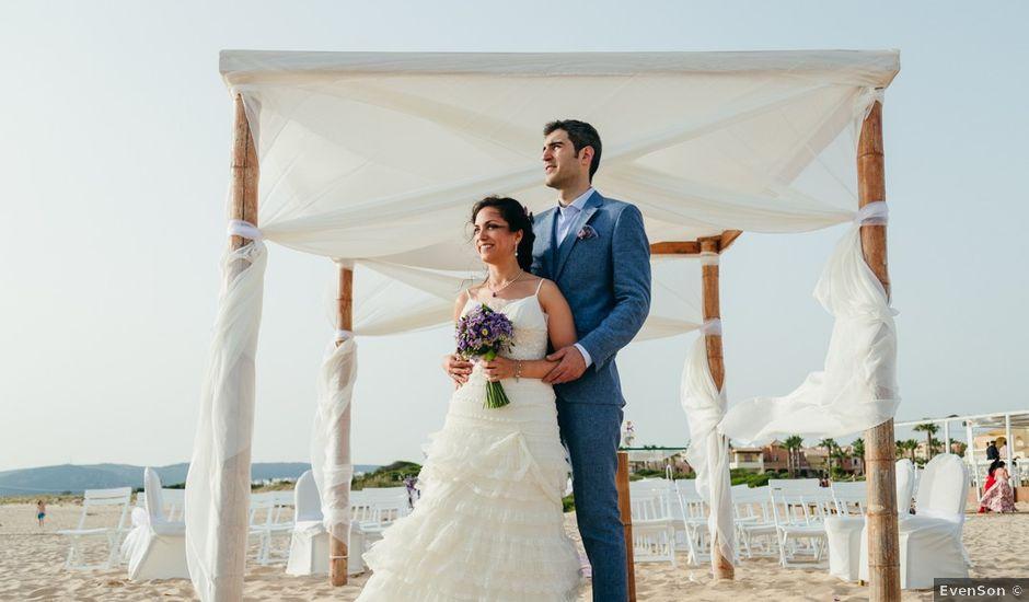 La boda de Nacho y Patricia en Zahara De Los Atunes, Cádiz
