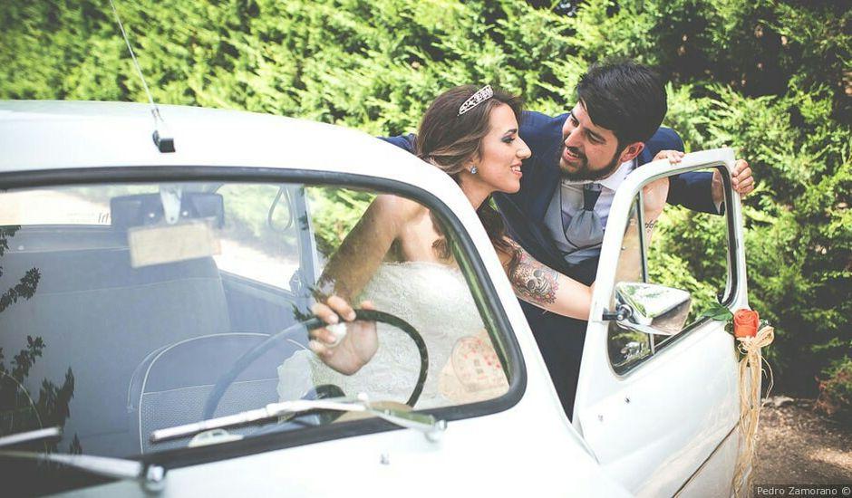 La boda de Carlos jose y Jessica en Medina Del Campo, Valladolid