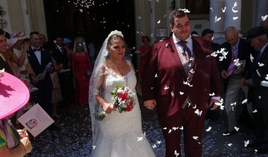 La boda de José Luis  y Veronica  en Espartinas, Sevilla