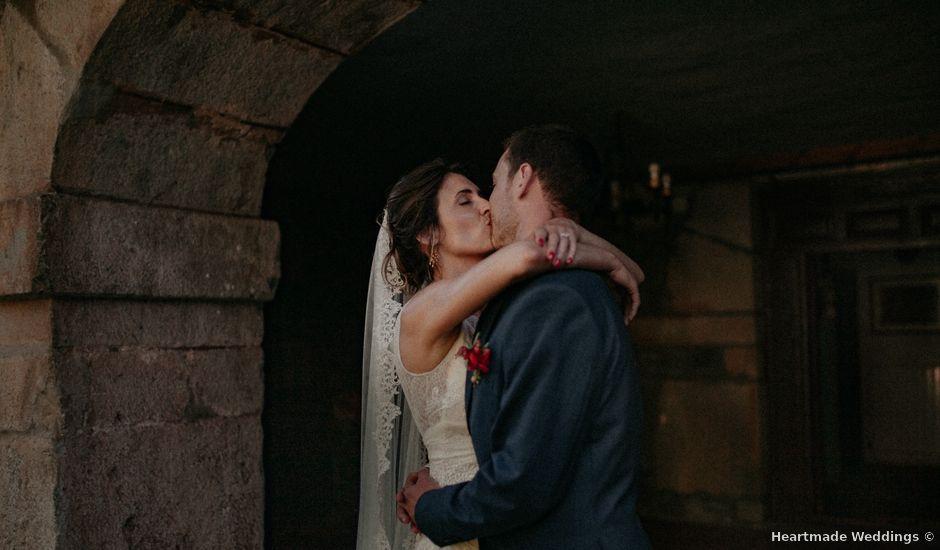 La boda de Milan y Sara en Hazas De Cesto, Cantabria