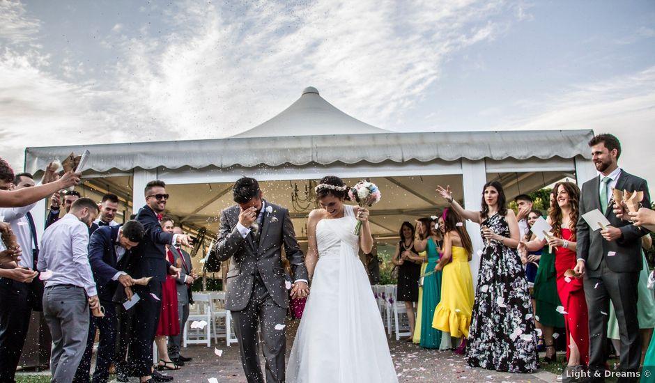 La boda de Sergio y Patricia en Leganés, Madrid