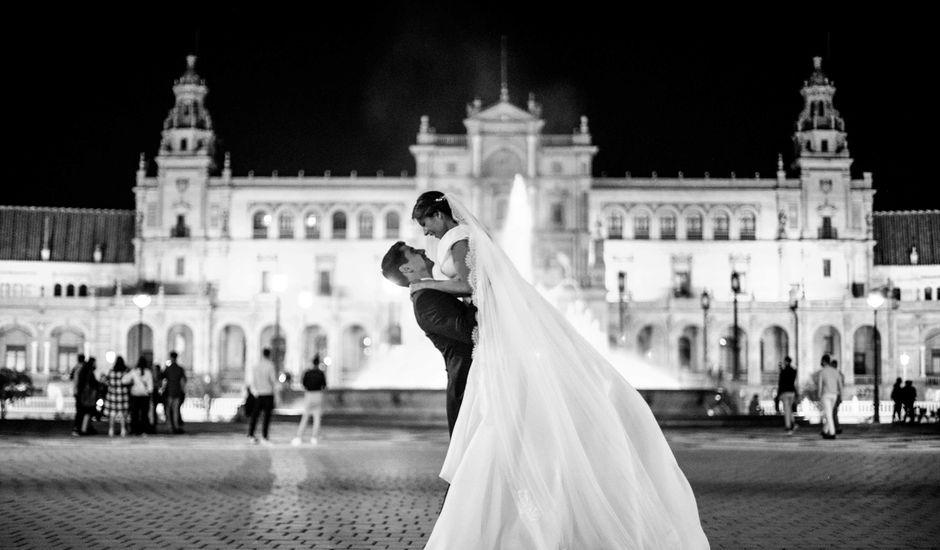 La boda de Carlos y Inma en Sevilla, Sevilla