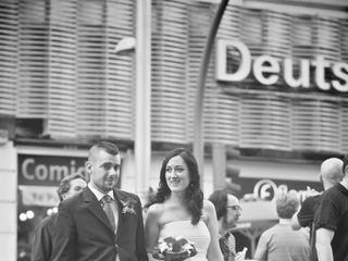 La boda de Jessica y Miguel 2