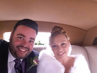 La boda de Inmaculada y Victor Manuel