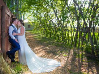 La boda de MERITXELL y FERRAN