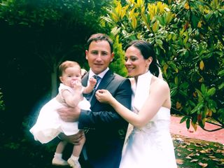 La boda de Yolanda  y Joan