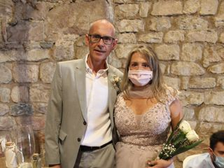 La boda de Marga  y Diego