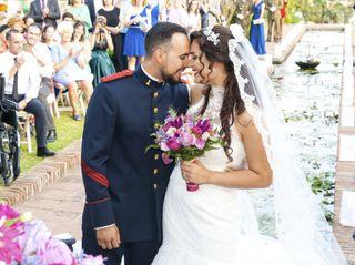 La boda de Noemí y Guillermo