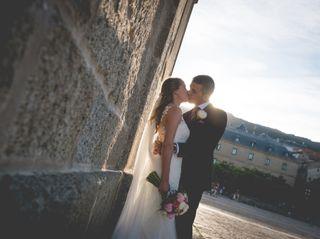 La boda de Cristina y Aitor