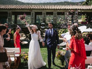 La boda de Susana y Fabio