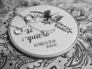 La boda de Silvia  y Alfonso 1