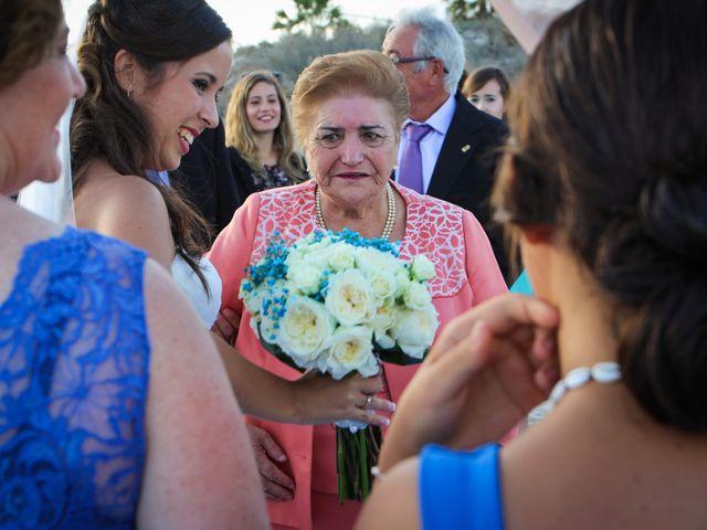 La boda de Juan y Mari en Pilar De La Horadada, Alicante 14