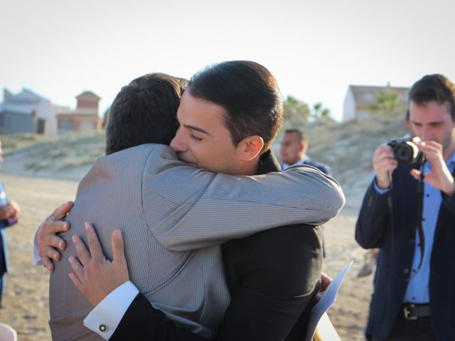 La boda de Juan y Mari en Pilar De La Horadada, Alicante 15