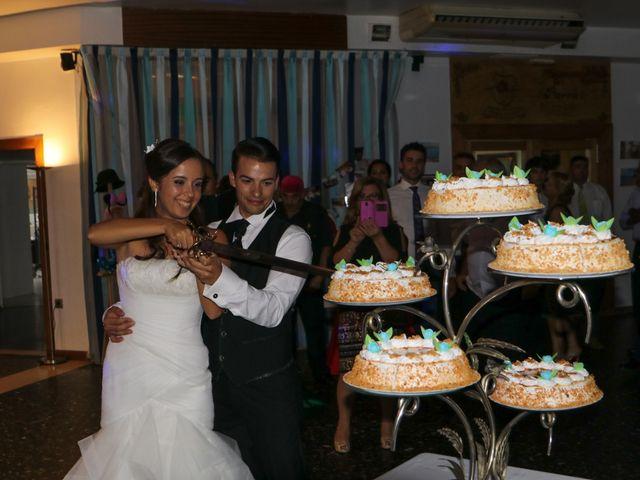 La boda de Juan y Mari en Pilar De La Horadada, Alicante 21