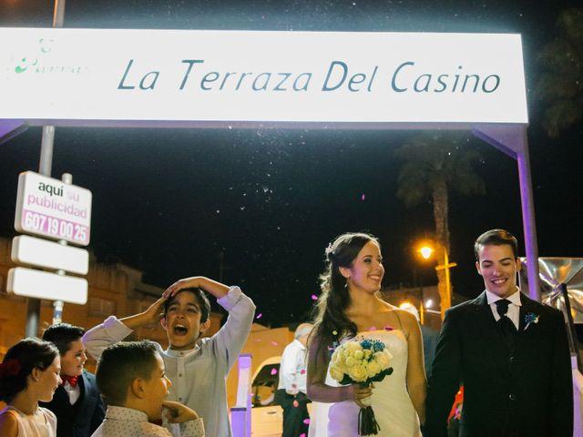 La boda de Juan y Mari en Pilar De La Horadada, Alicante 26