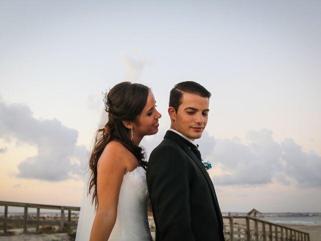 La boda de Juan y Mari en Pilar De La Horadada, Alicante 30