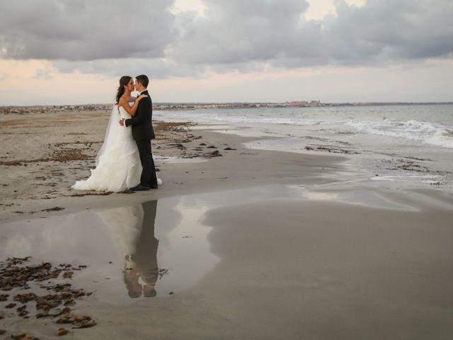 La boda de Juan y Mari en Pilar De La Horadada, Alicante 33