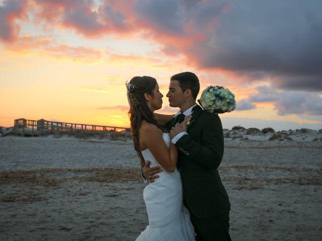 La boda de Juan y Mari en Pilar De La Horadada, Alicante 38
