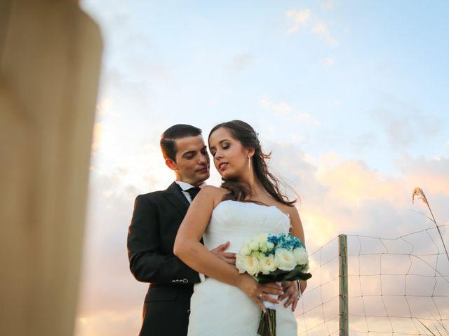 La boda de Juan y Mari en Pilar De La Horadada, Alicante 1