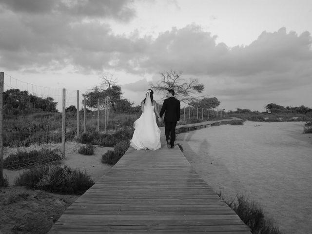 La boda de Juan y Mari en Pilar De La Horadada, Alicante 42