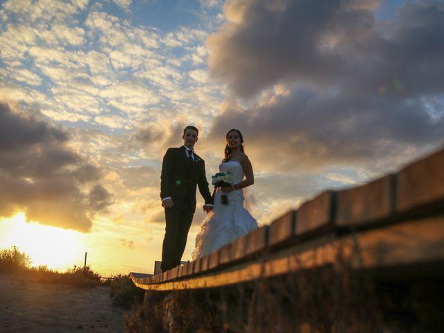 La boda de Juan y Mari en Pilar De La Horadada, Alicante 43