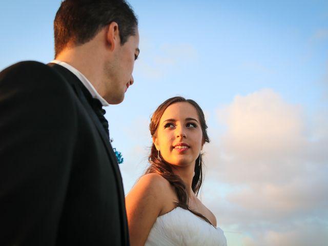 La boda de Juan y Mari en Pilar De La Horadada, Alicante 44