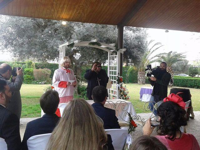 La boda de Victor Manuel y Inmaculada en Sevilla, Sevilla 17