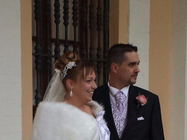 La boda de Victor Manuel y Inmaculada en Sevilla, Sevilla 20
