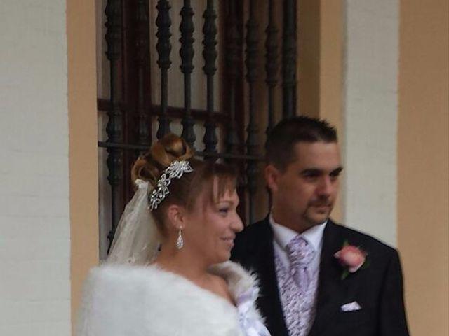 La boda de Victor Manuel y Inmaculada en Sevilla, Sevilla 21