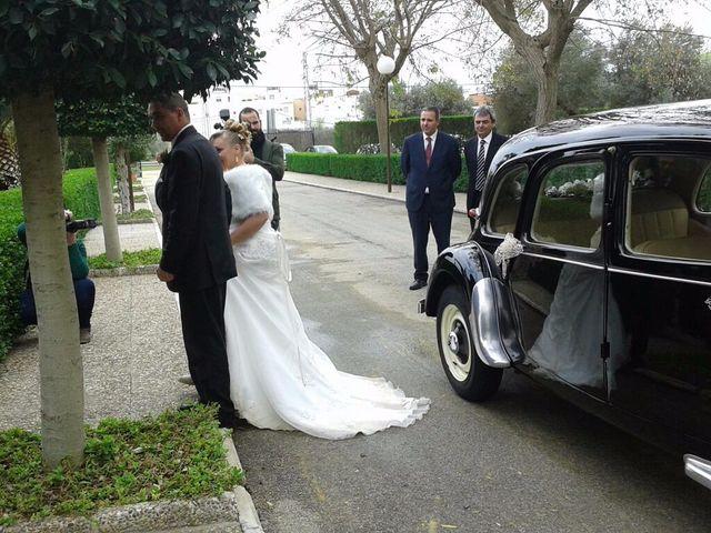 La boda de Victor Manuel y Inmaculada en Sevilla, Sevilla 24