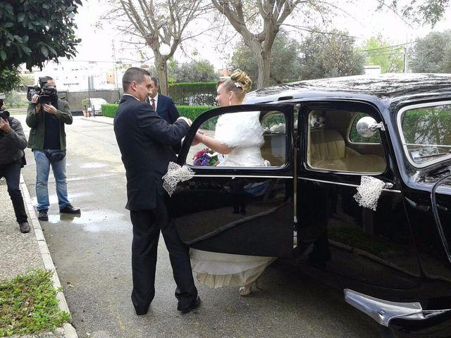 La boda de Victor Manuel y Inmaculada en Sevilla, Sevilla 25