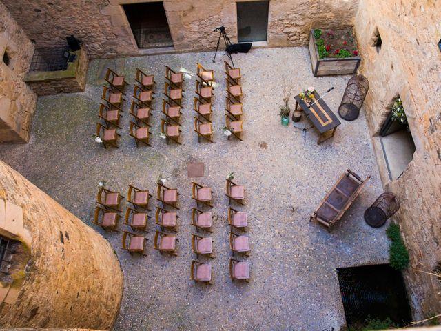 La boda de FERRAN y MERITXELL en Sant Pere Pescador, Girona 11