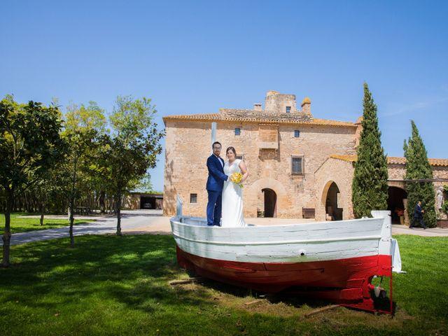 La boda de FERRAN y MERITXELL en Sant Pere Pescador, Girona 24