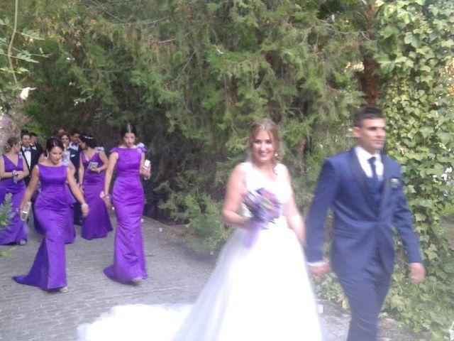 La boda de David y Maria en Santiponce, Sevilla 1