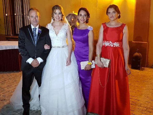 La boda de David y Maria en Santiponce, Sevilla 2