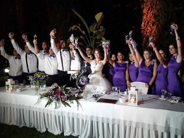 La boda de David y Maria en Santiponce, Sevilla 5
