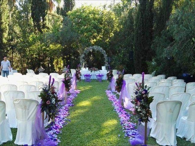La boda de David y Maria en Santiponce, Sevilla 8