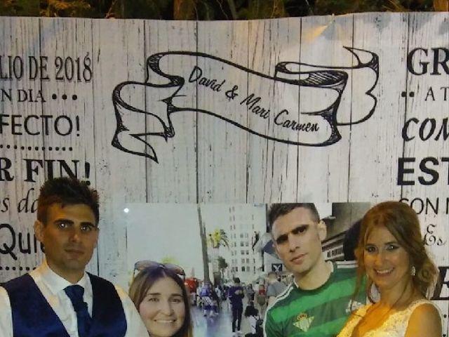 La boda de David y Maria en Santiponce, Sevilla 12