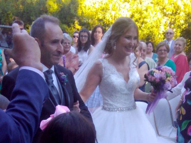 La boda de David y Maria en Santiponce, Sevilla 13