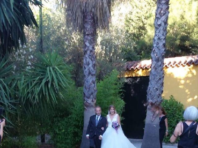 La boda de David y Maria en Santiponce, Sevilla 14
