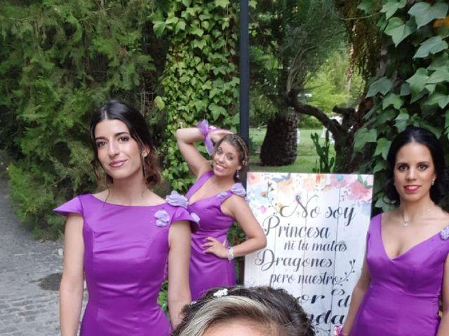 La boda de David y Maria en Santiponce, Sevilla 15